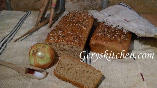 Лесен и сполучлив хляб от грахам