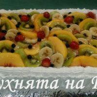 Плодова пита