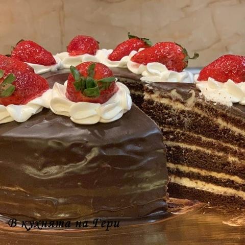 Торта Съблазън